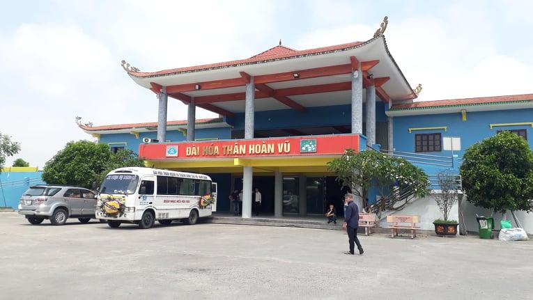 Nam Định Đài hóa thân hoàn vũ Thanh Bình hoạt động trở lại phục vụ nhân dân  