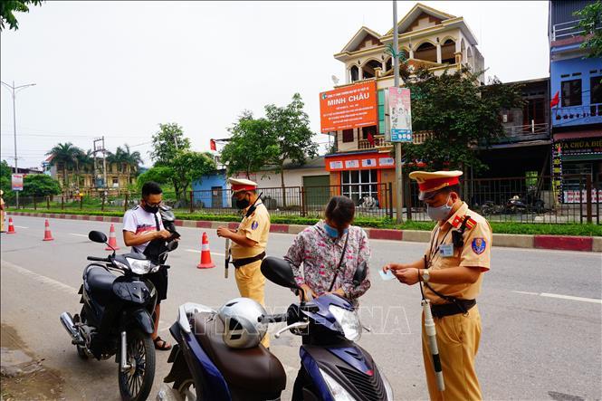 Gần 9 000 trường hợp vi phạm trong ngày đầu tổng kiểm soát phương tiện toàn quốc