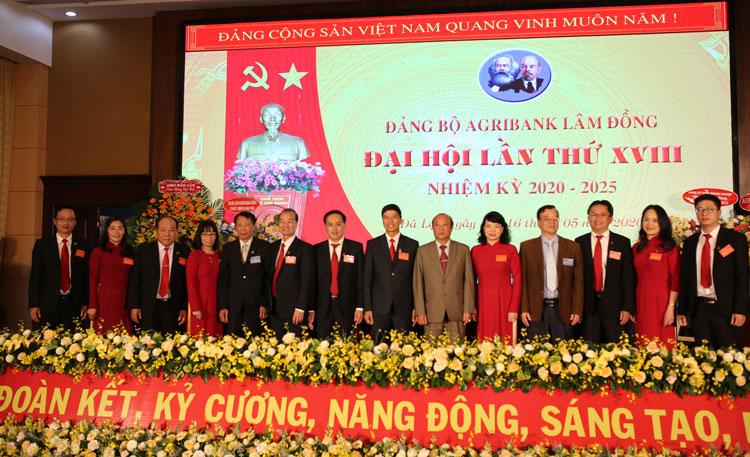 Lâm Đồng Nhiều Đảng bộ tổ chức thành công Đại hội