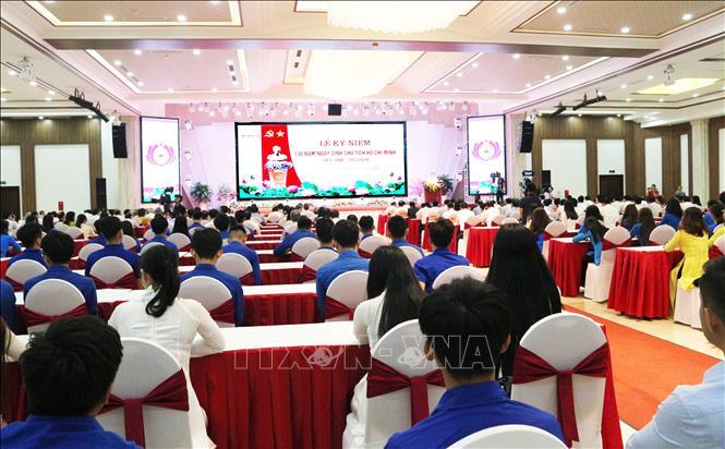 Nghệ An tổ chức lễ kỷ niệm 130 năm Ngày sinh Chủ tịch Hồ Chí Minh 19 5 1890 – 19 5 2020