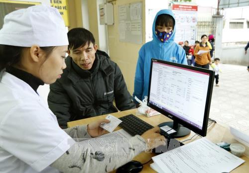 BHXH Việt Nam phối hợp xây dựng hồ sơ sức khỏe điện tử cho mỗi người dân