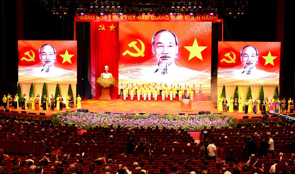 Lễ kỷ niệm 130 năm Ngày sinh Chủ tịch Hồ Chí Minh