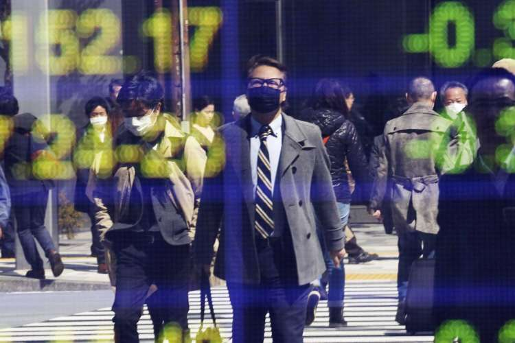 Kinh tế Nhật Bản suy thoái do đại dịch COVID-19