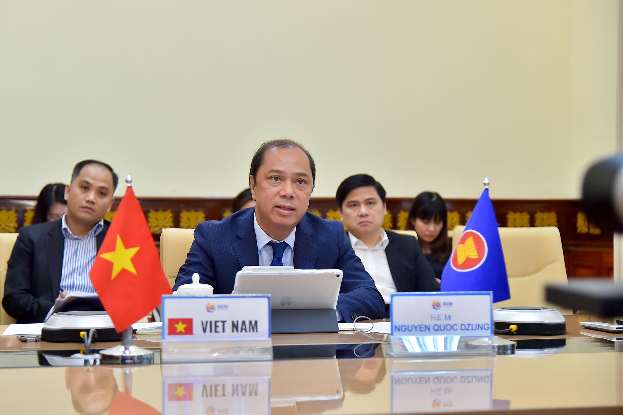 Các nước ASEAN đánh giá cao vai trò Chủ tịch ASEAN 2020 của Việt Nam