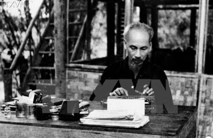 Tiếp tục thực hiện những tư tưởng vĩ đại của Chủ tịch Hồ Chí Minh trong giai đoạn cách mạng mới