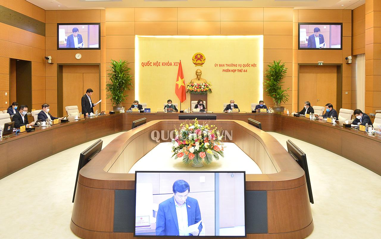 Chuẩn bị cho kỳ họp thứ 9 - Quốc hội khóa 14