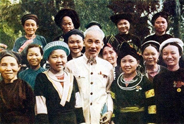Tư tưởng Hồ Chí Minh về đoàn kết, bình đẳng giữa các dân tộc ở Việt Nam
