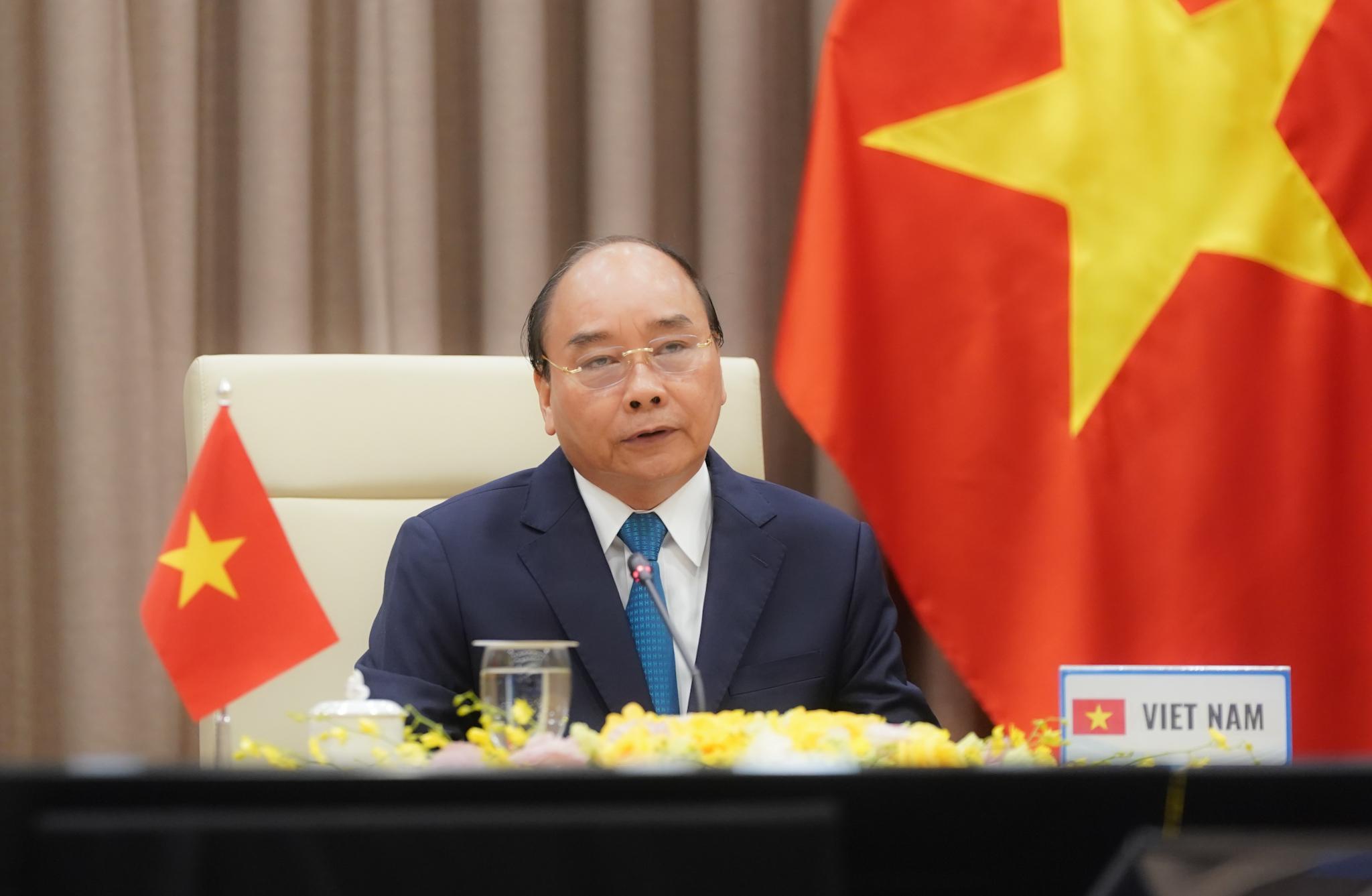 Thủ tướng Tăng cường đoàn kết quốc tế trong ứng phó với đại dịch COVID-19