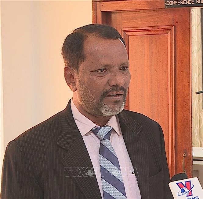 Học giả Ấn Độ  Hồ Chủ tịch là nhà lãnh đạo huyền thoại của Việt Nam