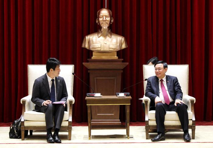 Tập đoàn AEON muốn mở rộng hoạt động đầu tư, kinh doanh tại Hà Nội