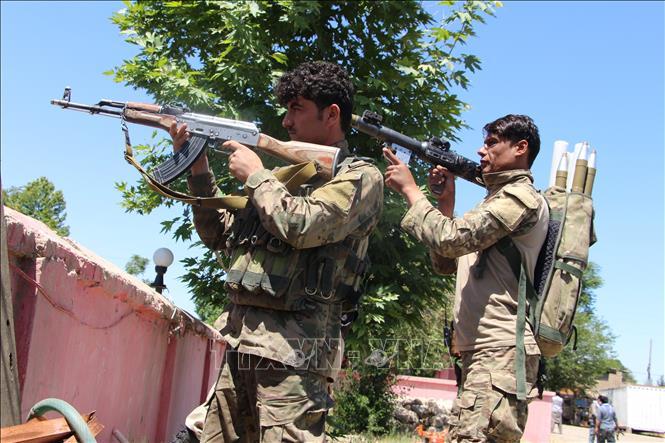Tấn công đền thờ Hồi giáo ở Afghanistan, ít nhất 7 người thiệt mạng