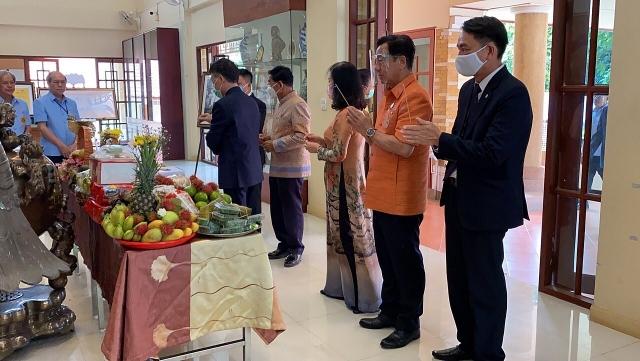 Kiều bào tại Thái Lan kỷ niệm 130 năm ngày sinh Chủ tịch Hồ Chí Minh