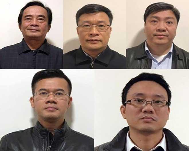 Truy tố 12 bị can trong vụ án nghìn tỷ tại Ngân hàng BIDV