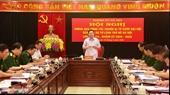 Chuẩn bị chu đáo, tổ chức thành công Đại hội lần thứ III Đảng bộ Bộ Tư lệnh Thủ đô
