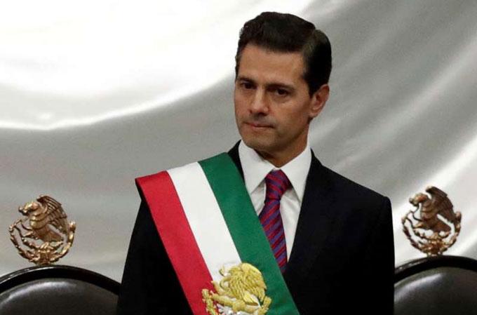 Cựu Tổng thống Mexico Pena Nieto bị đề nghị điều tra tham nhũng