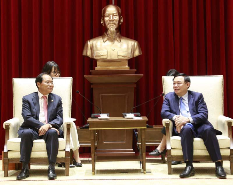 Hà Nội chào đón các doanh nghiệp đầu tư từ Hàn Quốc