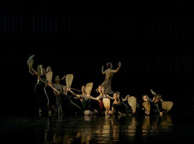Tác phẩm ballet đầu tiên chuyển thể từ Truyện Kiều