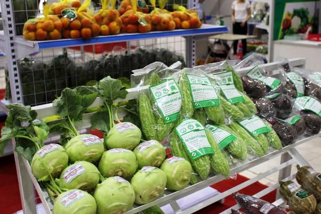 Xuất khẩu rau quả sang thị trường Thái Lan tăng 244,1