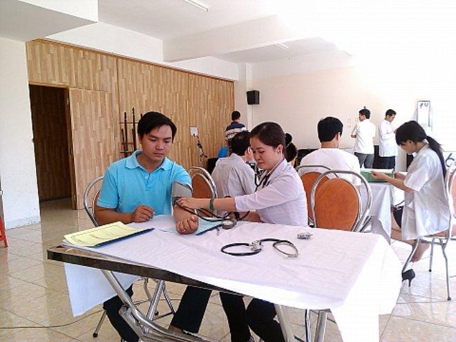 Nâng cao sức khỏe người lao động, phòng chống bệnh nghề nghiệp