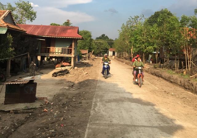 Xây dựng Đảng gắn với phát triển nông thôn mới