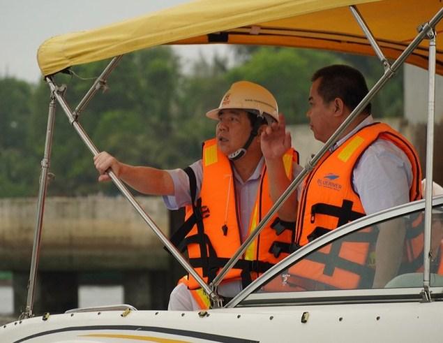 TP Hồ Chí Minh Công trình chống ngập 10 000 tỷ đồng sắp về đích
