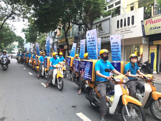 TP Hồ Chí Minh ra quân vận động người dân tham gia BHXH tự nguyện
