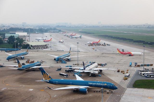Nghiên cứu thời điểm nối lại đường bay quốc tế