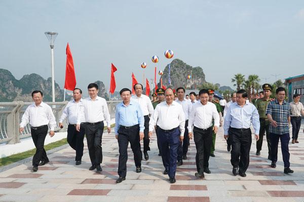 Thủ tướng Quảng Ninh cần có chiến lược phát triển kinh tế du lịch mũi nhọn