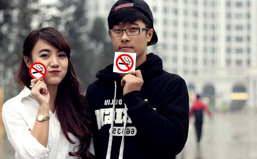 """Cuộc thi Online """"Thanh niên Việt Nam nói không với thuốc lá và thuốc lá điện tử"""""""