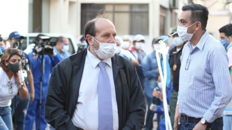 Cựu Bộ trưởng Y tế Bolivia bị bắt giữ vì bê bối mua máy thở