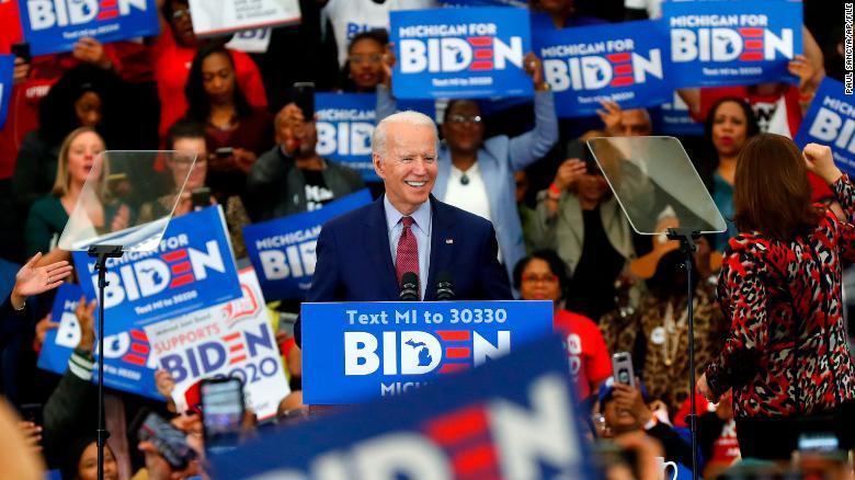 Bầu cử Mỹ Ứng cử viên Joe Biden giành chiến thắng tại tiểu bang Hawaii