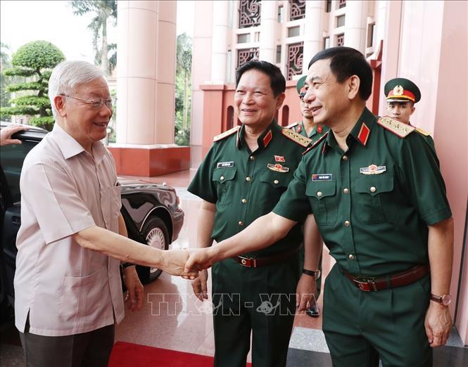 Tổng Bí thư, Chủ tịch nước Nguyễn Phú Trọng Chọn đúng người xứng đáng cho nhân sự đại hội