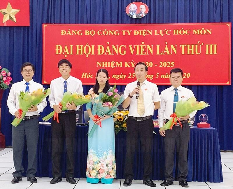 Đảng bộ các Công ty thuộc địa bàn TP Hồ Chí Minh tổ chức đại hội nhiệm kỳ 2020 - 2025