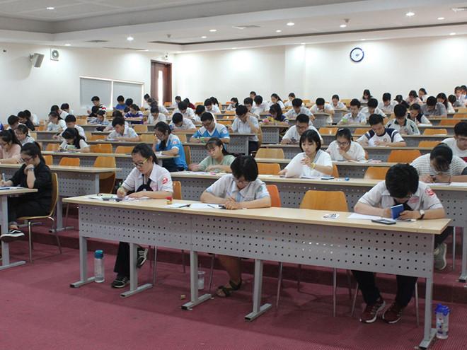 Trường thành viên ĐH Quốc gia TP Hồ Chí Minh không tổ chức thi đánh giá năng lực