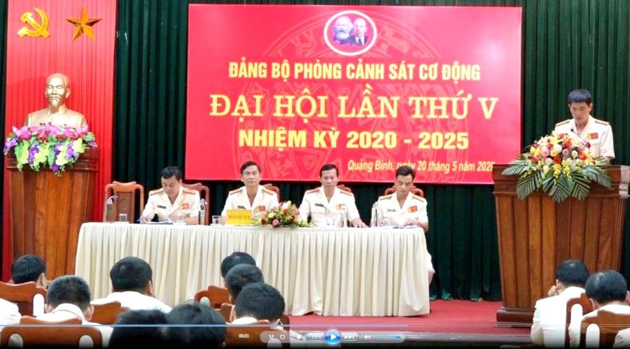 Kết quả đại hội điểm cấp cơ sở ở Quảng Bình