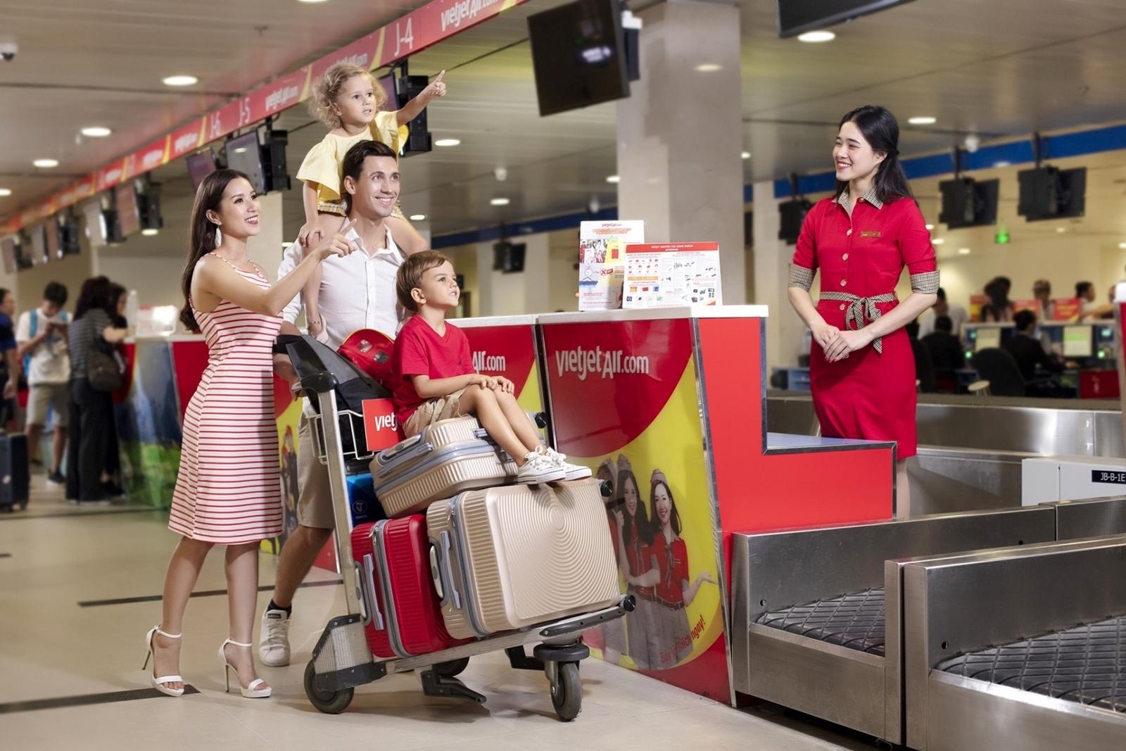 2 triệu vé giá chỉ 1 600 đồng dành tặng trẻ em và gia đình bay khắp Việt Nam