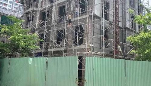 Ai sẽ chịu trách nhiệm về sai phạm tại Dự án Green Pearl 378 Minh Khai