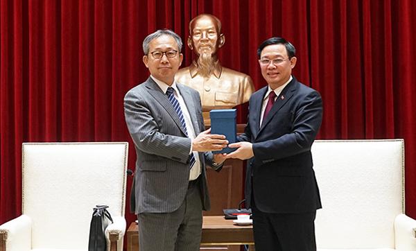 Hà Nội coi trọng phát triển quan hệ với các địa phương của Nhật Bản