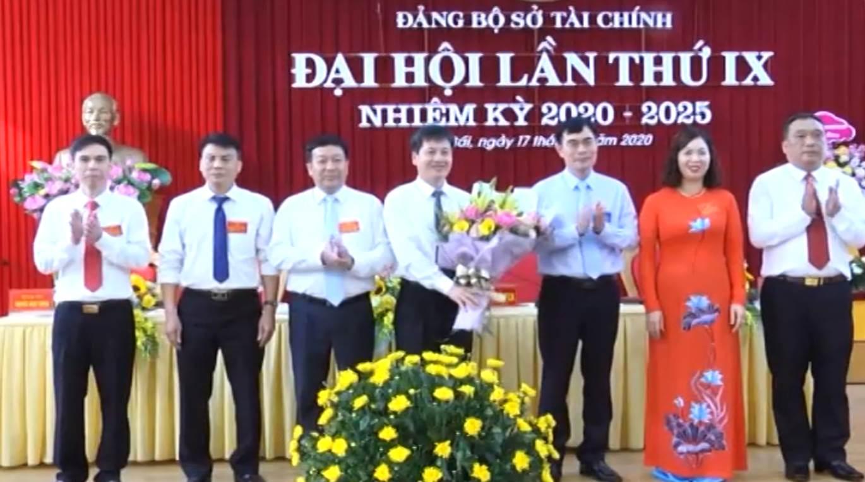 Đại hội Đảng bộ Sở Tài chính tỉnh Yên Bái lần thứ IX thành công tốt đẹp