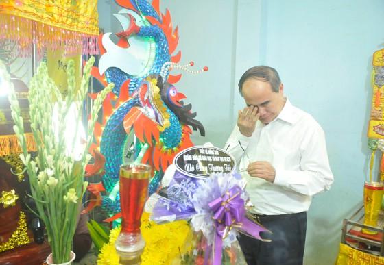 Lãnh đạo TP Hồ Chí Minh viếng, chia buồn với gia đình học sinh tử nạn