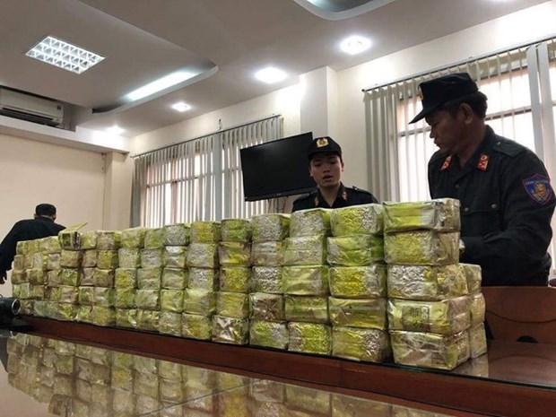 Hoàn tất cáo trạng truy tố kẻ vận chuyển hơn 316 kg heroin