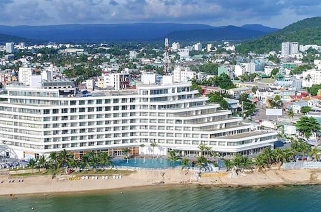Phú Quốc Kiên Giang  Nhiều sai phạm nghiêm trọng tại các khách sạn, dự án lớn