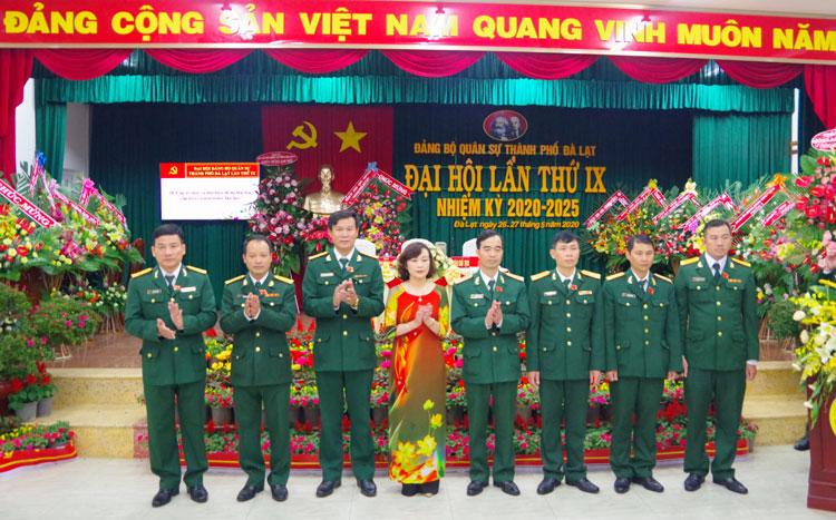 Lâm Đồng Nhiều Đảng bộ cơ sở tổ chức Đại hội nhiệm kỳ 2020 - 2025