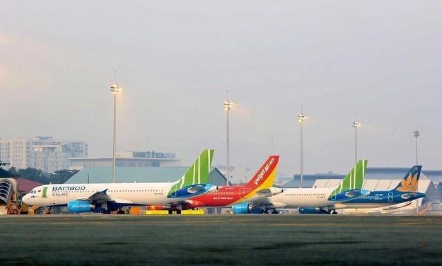 Giảm phí và lệ phí đối với một số dịch vụ trong lĩnh vực hàng không