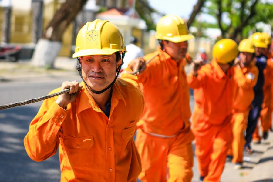 Đảm bảo cung ứng điện phục vụ Đại hội Đảng các cấp
