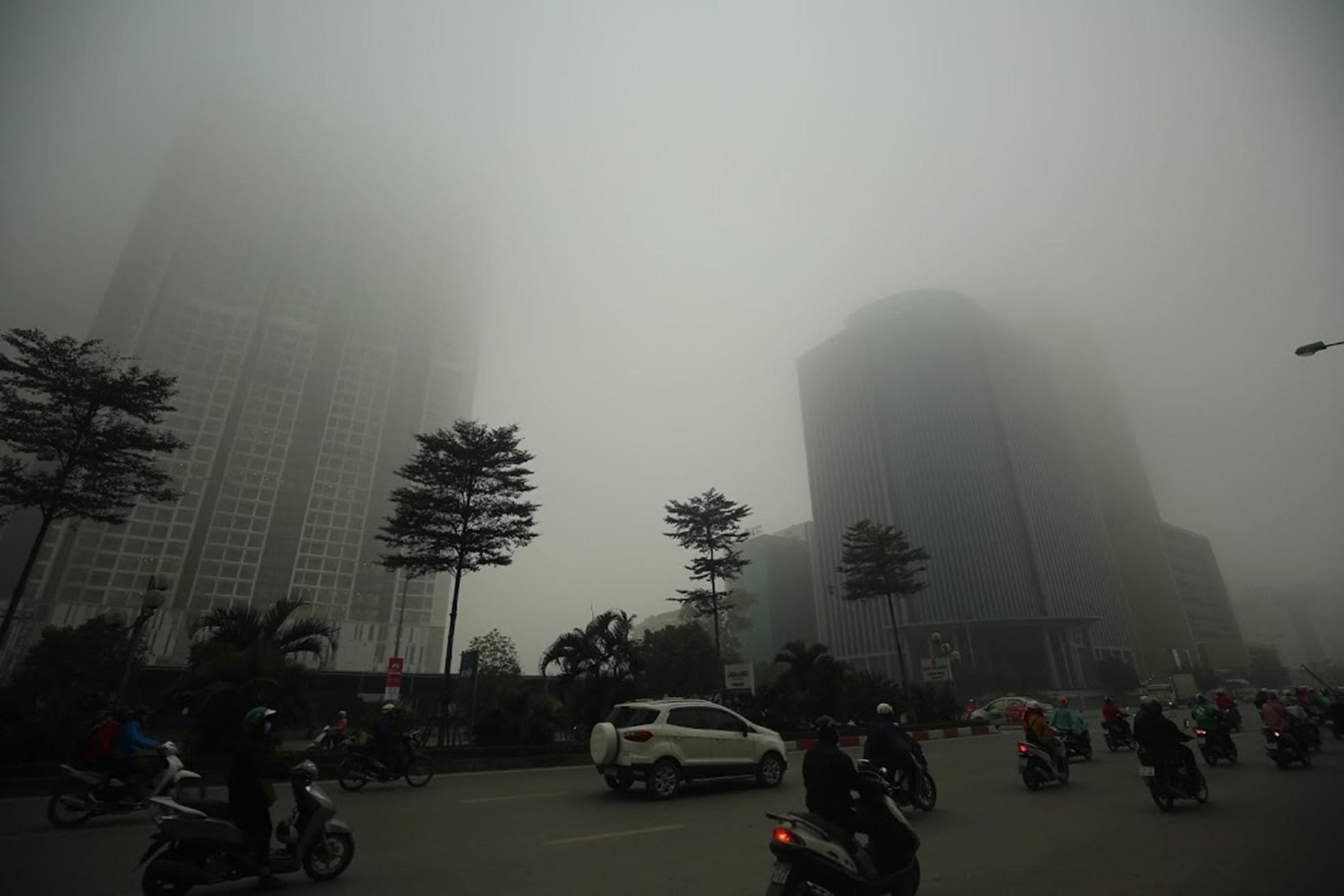 Hoàn thiện thể chế, chính sách, kiểm soát chất lượng môi trường không khí