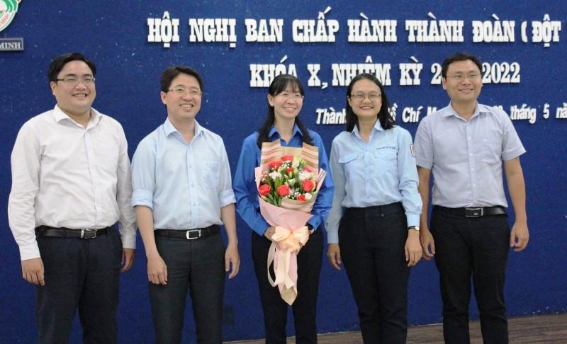 Thành đoàn TP Hồ Chí Minh có tân Bí thư
