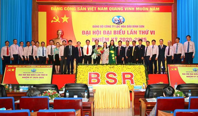Đảng bộ BSR Kỳ vọng ở một sức bật mới