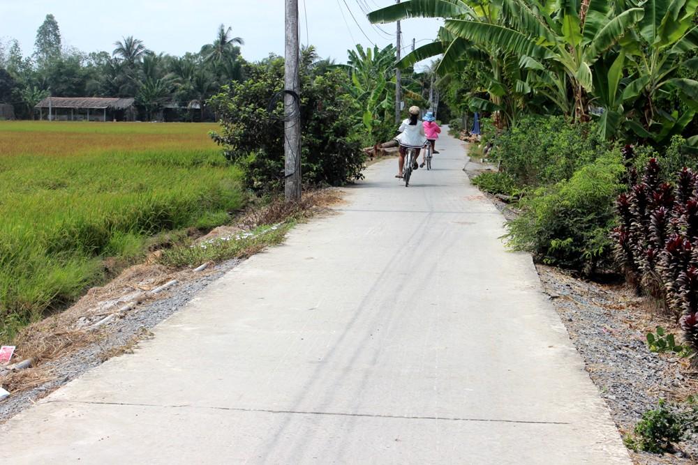 Phấn đấu 100 các huyện trên cả nước có xã đạt chuẩn nông thôn mới
