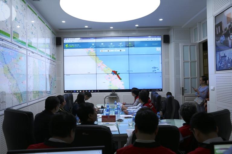 Nâng cao chất lượng công tác dự báo phòng ngừa thiên tai
